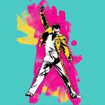 【世界の偉人から学ぶ医学 #01】伝説のロック・スター『フレディ・マーキュリー』【AIDS/ニューモシスチス肺炎】