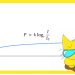 【精神物理学】ウェーバー・フェヒナーの法則 ー 数式で表すヒトの感覚